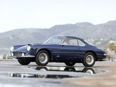 Ferrari 400 Superamerica Coupe Aerodinamico (open headlights) (Tipo 538) '1961–62