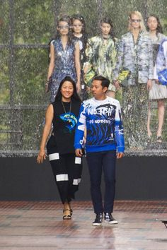 Carol Lim and Humberto Leon, Kenzo