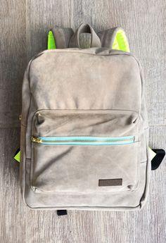 Morrales / Maletas / Backpacks / Maletines / Tulas - Mango Tango My Bags, Purses And Bags, Backpack Purse, Backpacks, Handbags, Sewing, My Style, School, Fashion