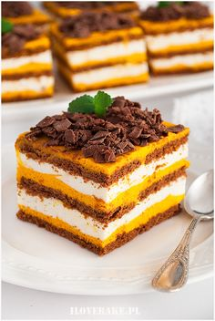 Easy Cake Recipes, Cookie Recipes, Food Carving, Just Cakes, Desert Recipes, No Bake Desserts, Food To Make, Sweet Treats, Food And Drink