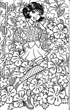 Turma da Mônica p/ colorir