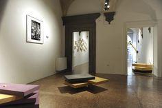 'Tavoli' designed by Beatrice Speranza  Otto luogo dell'arte Firenze