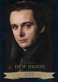 #TwilightSaga #NewMoon - Aro Volturi