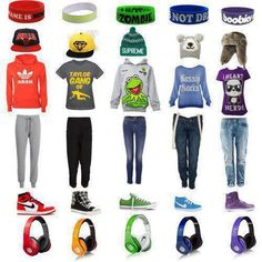 Swag Outfits for Teen Girls | Girls With Swag Polyvore Outfits