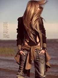 i want my hair this long. like now.