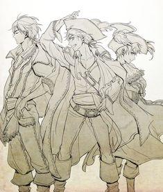 Hetalia - Portugal Spain and England Anime Guys, Manga Anime, Anime Art, Crossover, Bad Touch Trio, Latina, Hetalia Anime, Hetalia England, Hetalia Axis Powers