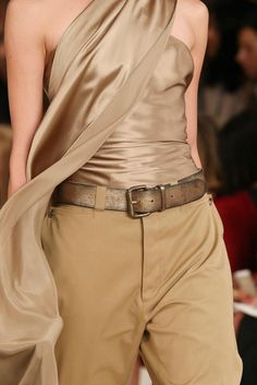 Fashion details | Comment: Africa meets India. Ralph Lauren.