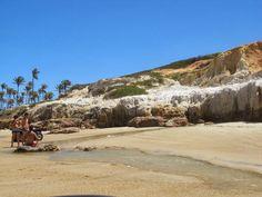 Praia de Mundaú, Ceará.