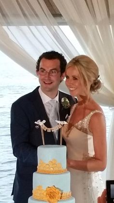 Cutting the cake at Redcastle Hotel! Grooms, Place Cards, Place Card Holders, Bride, Cake, Wedding Bride, Boyfriends, Mudpie, The Bride