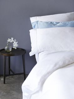 Browse ettitude's range of organic bamboo pillow cases. The silky smooth and feathery soft texture of bamboo fabric protects your skin and hair. Double Duvet Set, Double Duvet Covers, Duvet Sets, Duvet Cover Sets, Room Colors, Bed Pillows, Pillow Cases, Bamboo