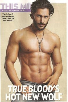Joe - joe-manganiello photo..... couldnt  help myself
