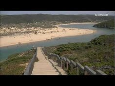 Praia da Amoreira Aljezur Portugal (HD)