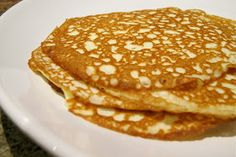 delicious wife: flourless, low carb crepes...perfect as tortillas and wraps too!