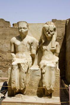      King Tut & Wife