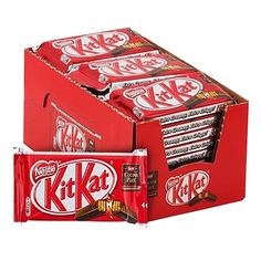 Send Nestle- Kit Kat to Pakistan. We deliver all sort of gifts to Pakistan. Online Pakistani gifts and flowers shop. Dairy Milk Chocolate, Chocolate Snacks, Chocolate Gifts, Chocolate Lovers, Kit Kat Flavors, Gum Flavors, Cute Snacks, Cute Desserts, Bolo Hello Kitty