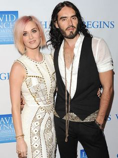Katy Perry & Russel brand call it quits already! ..... Psh Celebraties!