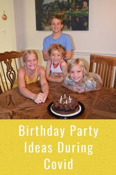 Kids birthday party idea during coronavirus covid 19 pandemic. Birthday Activities, Toddler Activities, Toddler Language Development, Preschool At Home, Preschool Activities, Winter Birthday Parties, Custom Birthday Invitations, Spa, Winter Kids