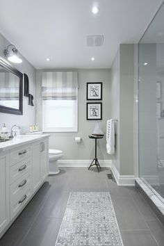 CONTEMPORARY REDEFINED traditional bathroom