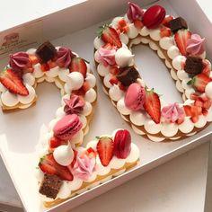 Birthday cake for women fruit recipes for Ideas for 2019 cake decorating recipes kuchen kindergeburtstag cakes ideas Number Birthday Cakes, 25th Birthday Cakes, Birthday Cakes For Women, Number Cakes, 20th Birthday, 25th Birthday Ideas For Her, Fruit Birthday Cake, Birthday Decorations, Food Cakes