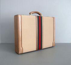 1970s Gucci briefcase