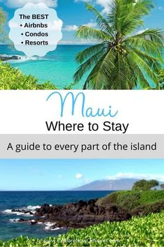 Where to stay in Maui | Maui hotels | best Maui resorts | Airbnbs in Maui | Things to do in Maui | Maui accommodation guide | Maui travel guide | Wailea beach resorts | best Kapalua resorts  | Maui travel guide | Kihei Maui things to do | Kaanapali beach hotel | Kapalua Bay Kaanapali Beach Hotel, Kaanapali Maui, Wailea Beach, Hawaii Travel Guide, Maui Travel, Travel Usa, Best Maui Resorts, Maui Hotels, Kapalua Resort