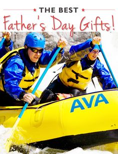 Give Dad a day he'll never forget! #fathersdaygifts #giftsfordad #giftideasfordad #fathersdaygiftideas