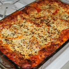 Uncle Steve's Amazing, Award Winning Lasagna - Dinner Recipes Award Winning Lasagna Recipe, Prize Winning Recipe, Italian Dishes, Italian Recipes, Italian Sauces, Italian Cooking, Zucchini Lasagne, Spinach Lasagna, Learn To Cook