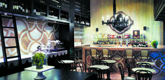 Ash St Cellar - is a perennially popular bar that spills out into a pedestrian lane, is a little slice of Paris in Sydney