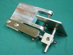 Knife Grinding Jig, Knife Grinder, Belt Grinder, Knife Sharpening, Welding Jig, Homemade Machine, Knife Making Tools, Construction Tools, Metal Tools