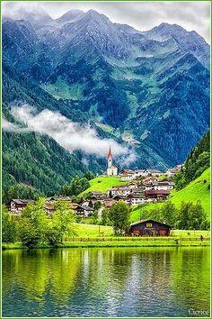 Selva dei Molini, Northern Italy...