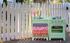 Ana White | Build a Old School Play Fridge (Narrow) | Free and Easy DIY Project and Furniture Plans