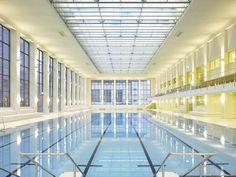 Hallenbad, Zürich | Ernst Niklaus Fausch Architekten