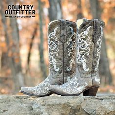 Country Outfitter added a photo from 2012 to their timeline.  We're giving away a pair of Corral boots! Click the link to enter → http://countryoutfitter.com/giveaway/ch