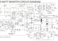3000 Watt Inverter Circuit Diagram Circuit diagram Circuits and