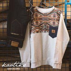 Novedades chico en www.kaotikobcn.com #kaotiko #kaotikobcn #espaciokaotiko #barcelona #bcn #clothing #boy #man #girl #woman #urbanwear #autumn #shorts #accesories #shoes #tshirt #sweatshirt #urbanwear #outfit #trend