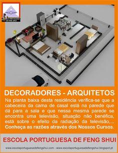 Escola Portuguesa de Feng Shui: CABECEIRA DE CAMA - DECOR