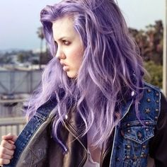 A little too intense on the purple but I still like it