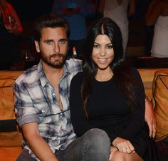 Kourtney Kardashian and Scott Disick News of Kourtney and Scott's split came in July, after he was spotted reconnecting with an old girlfriend in the South of France. The couple dated for nine years and have three young children together. 2015