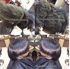 *Warning: graphic video* After seeing the initial photos, I didn't think that it would be possible for this stylist to save any of her client's hair after removing a weave. A broken arm… 9 Month Olds, 9th Month, Natural Hair Care, Natural Hair Styles, Scalp Moisturizer, Sew In Weave, Her Hair, Stylists, Weaving