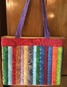 Sampler tote bag 5x7 6x10 and 7x12 in the hoop machine embroidery design - Sweet Pea