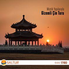 Mistik yapılarıyla gizemli Çin turu Bayramda kaçırılmayacak fırsatlarla sizleri bekliyor. Ayrıntılar: http://www.saltur.com.tr/yurt-disi-turlar/kurban-bayrami-turlari/gizemli-cin-turu-kurban-bayrami veya 4441780