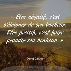 Plus Belle Citation, David, Handsome Quotes