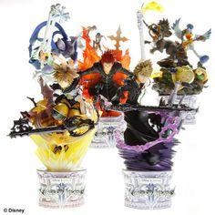 Disney Characters Formation Arts Kingdom Hearts II vol.2 Trading Figure - Square Enix
