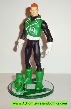 dc direct GUY GARDNER green lantern series 2 2006 2005 collectables action figures complete universe