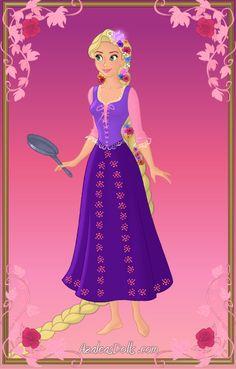 Rapunzel { Braided } by kawaiibrit on deviantART