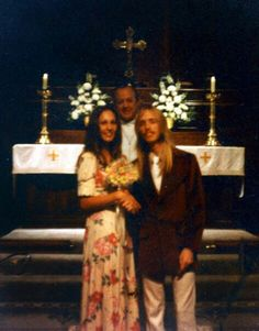 Jane and Tom's Wedding Day