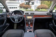 2015 Volkswagen Passat Tdi Interior