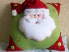 ***Ideas de Manualidades***: cojines navideños (WEB) 2