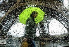 Tempestades pelo mundo: fotógrafo revela o lado romântico da chuva