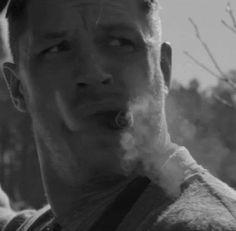 Tom Hardy - Forrest Bondurant - Lawless (gif). OMFG!